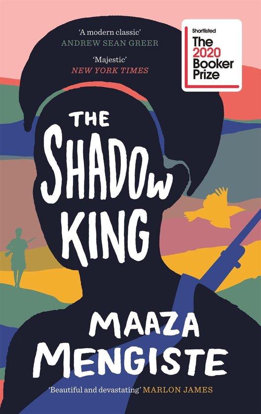 Boek cover The Shadow King van Maaza Mengiste (Onbekend)