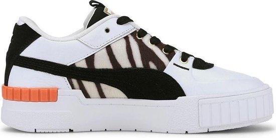 Puma Cali Sport W Cats Zebra Schoenmaat EU : 42