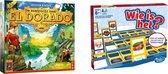 Spellenbundel - Bordspellen - 2 stuks - De zoektocht naar El Dorado & Wie is Het?