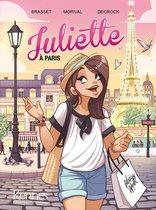 Omslag Juliette à Paris BD T02