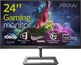 Philips 242E1GAJ - Full HD Gaming Monitor - 144hz - 24 inch