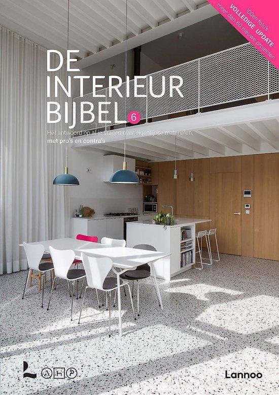 Boek cover De Interieurbijbel van At Home Publishers (Hardcover)