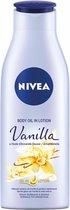 NIVEA Vanille & Amandel Bodylotion - Body Olie in Lotion - 200 ml