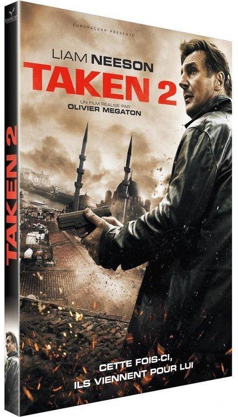 Cover van de film 'Taken 2'