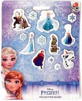 Slammer Frozen Stickers 13 Stuks