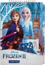 Make it Real Fashion Design Ontwerpboek: Frozen II
