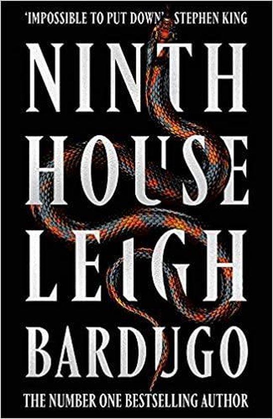 Boek cover Ninth House van Leigh Bardugo (Paperback)