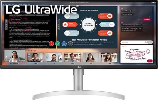 LG 34WN650 - Ultrawide IPS Monitor - 34 inch
