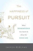 Boek cover The Happiness of Pursuit van Shimon Edelman