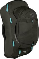 Osprey Fairview 55l backpack dames - Misty Grey - One size
