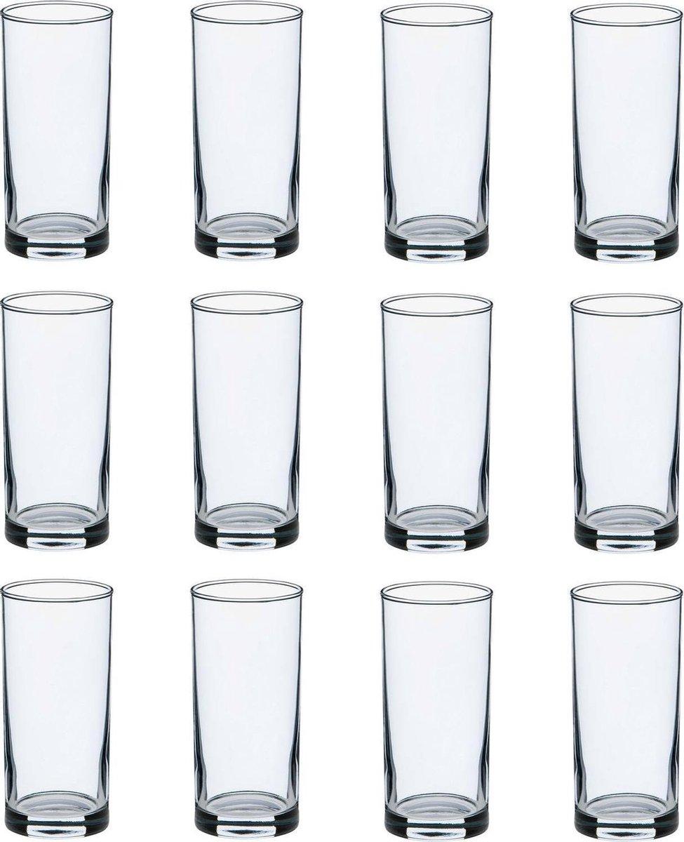 Mammoet Budgetline Longdrinkglas - 27 cl - 12 stuks
