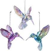 Iridescent Hummingbird 4 Inch