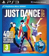 Just Dance 2017 - PS3