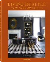 Afbeelding van Living in Style - The New Art Deco