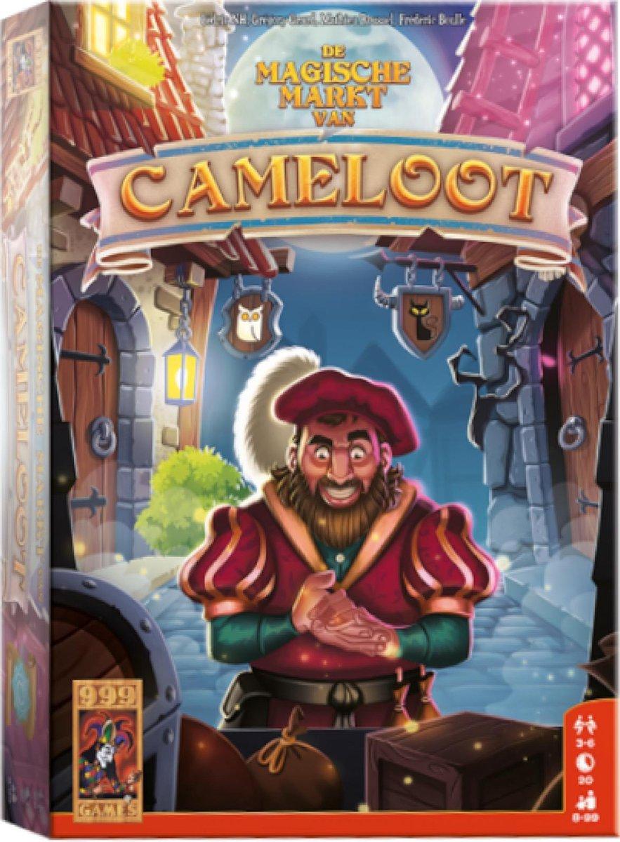 De Magische Markt van Cameloot Kaartspel
