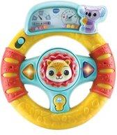 VTech Dierenvriendjes Toeter & Draai Stuurtje - Educatief Babyspeelgoed