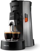 Philips Senseo Select CSA250/10 - Koffiepadapparaat - Metaal