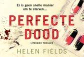 Boek cover D.I. Callanach 3 -   Perfecte dood van Helen Fields (Onbekend)