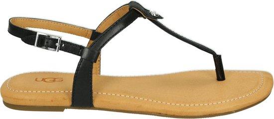 UGG W Madeena Dames Sandalen - Zwart - Maat 38