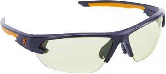 Browning Schietbril Proshooter Geel