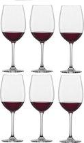 Schott Zwiesel Classico Rode Wijnglazen - 408 ml - 6 stuks