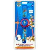 Paw Patrol Projectie-horloge