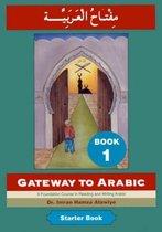 Boek cover Gateway to Arabic 1 van Imran H Alawije