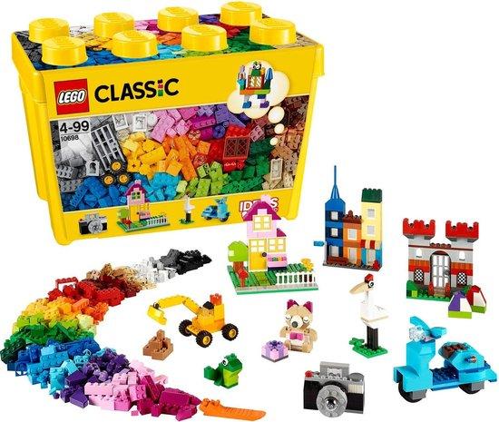 LEGO Classic Creatieve Grote Opbergdoos - 10698