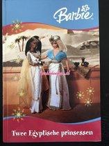 Barbie boeken - AVI E4 - Barbie twee egyptische prinsessen