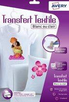Afbeelding van AVERY T-shirt Transfer Paper