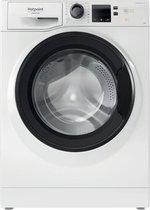 Hotpoint NS1043CWKEU N wasmachine Voorbelading 10 kg 1400 RPM D Wit
