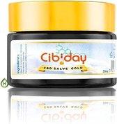 CBD Zalf Gold - 30ml Cibiday
