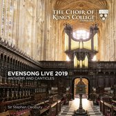 Evensong Live 2019 Anthems And Canticles