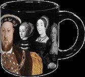 Henry VIII , veranderd onder invloed van warmte (Henry VIII Mug by Unemployed Philosophers Guild)
