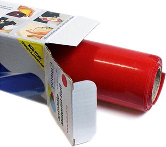 Anti-slip rol Tenura rood 200x20 cm