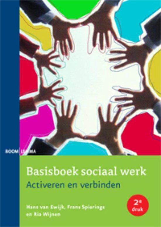 Basisboek sociaal werk - Hans van Ewijk pdf epub