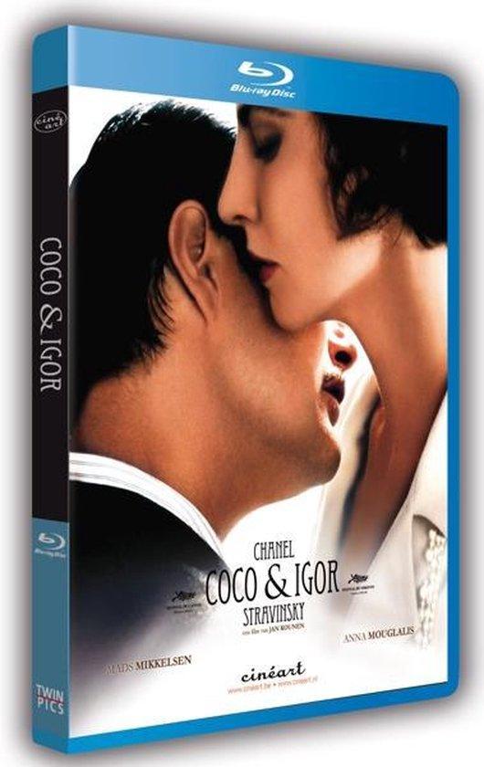 Cover van de film 'Coco & Igor'