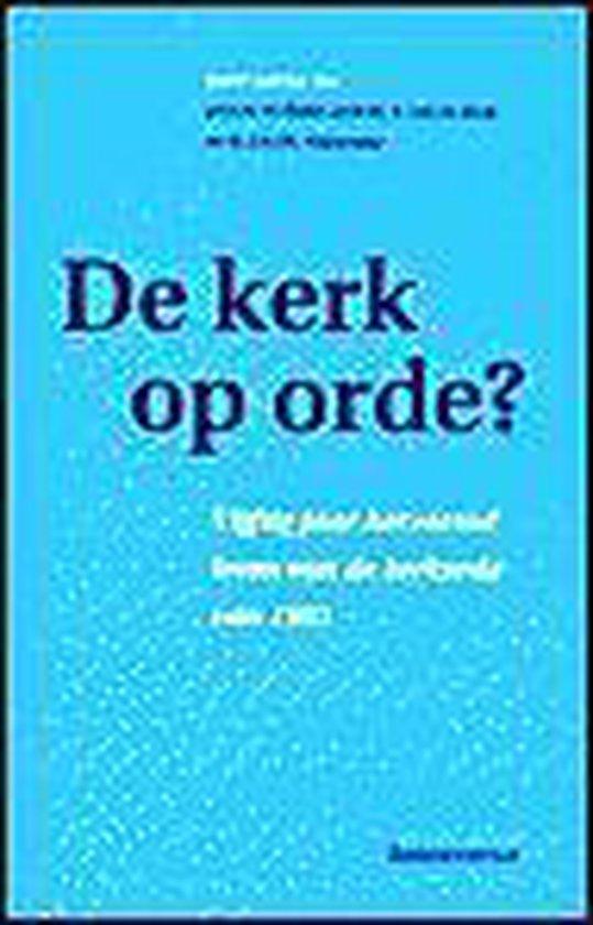 De Kerk Op Orde? - none |