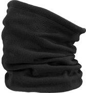 Barts Fleece Col Nekwarmer Unisex - Black - One Size