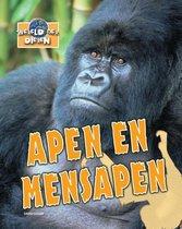 Wereld der dieren - Apen en mensapen