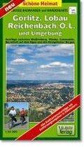 Görlitz, Löbau, Reichenbach/O.L. und Umgebung 1 : 35 000