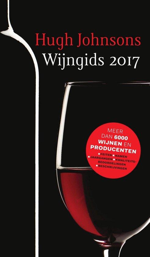 Hugh Johnsons wijngids 2017 - Hugh Johnson |