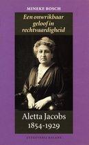 Aletta Jacobs 1854 1929