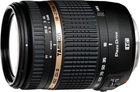 Tamron 18-270mm - f/3.5-6.3 Di II VC PZD - Nikon