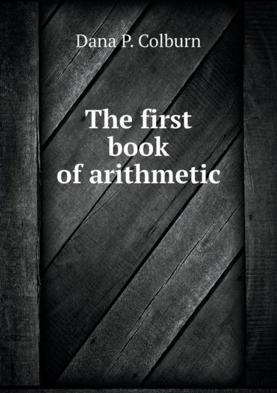 The First Book of Arithmetic