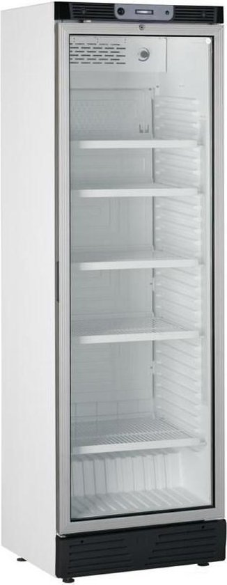 Koelkast: SARO geventileerde stalen koelkast | 188,5(h) x 59(b) x 61(d) cm, van het merk Saro
