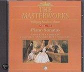 Mozart: Piano sonatas volume 37