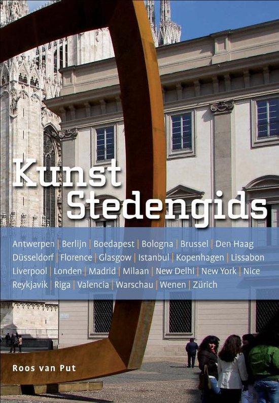 Kunststedengids - Roos van Put |