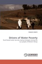 Drivers of Water Poverty