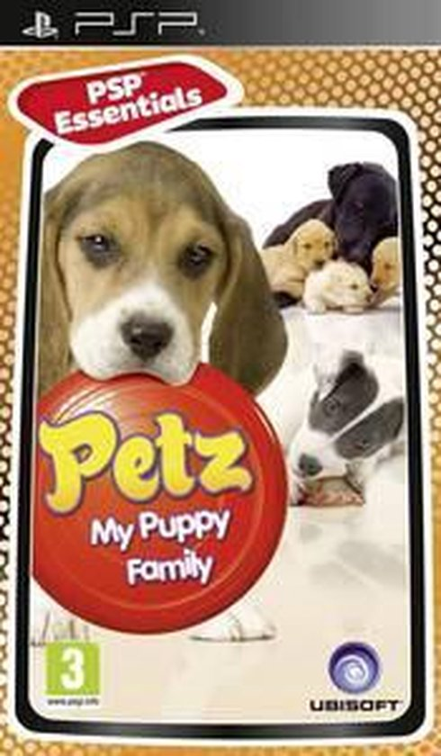 Petz my puppy family - Essentials Edition - Ubisoft